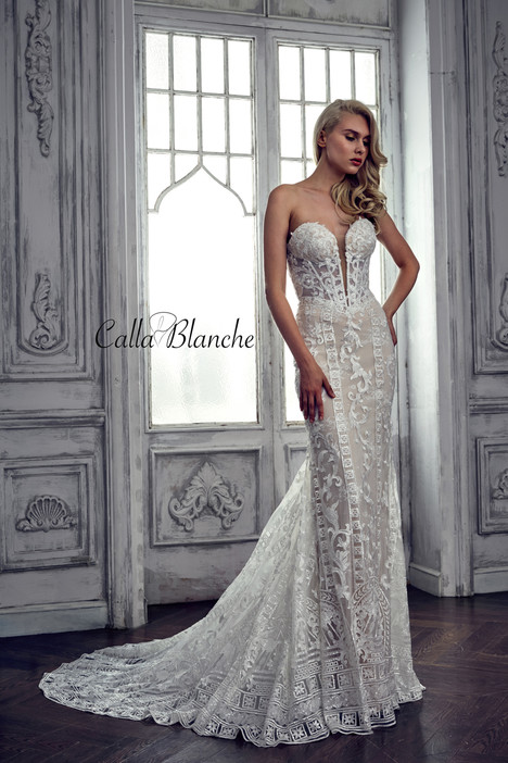 17117 Wedding                                          dress by Calla Blanche