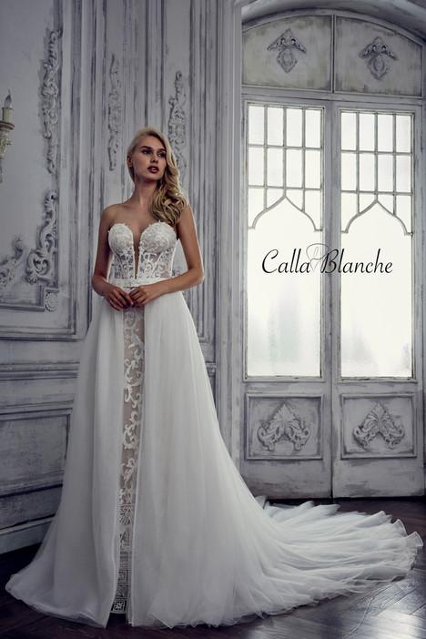 17117 (2) Wedding                                          dress by Calla Blanche