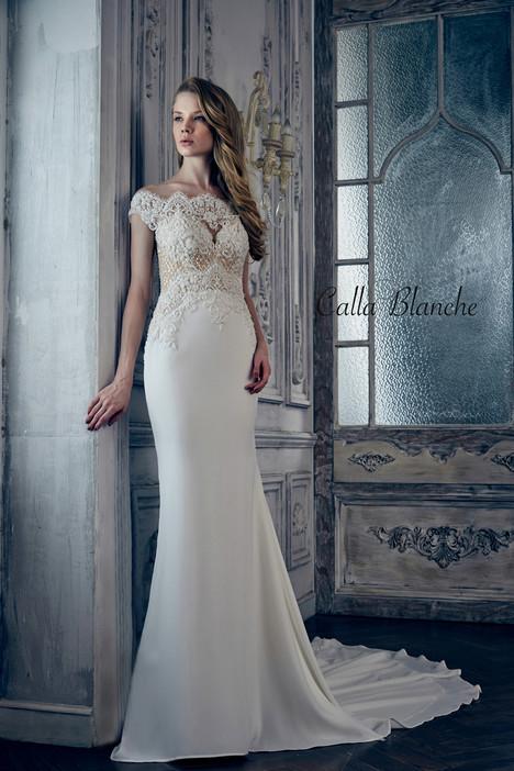 17119 Wedding                                          dress by Calla Blanche