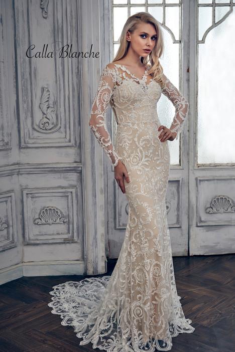 17121 Wedding                                          dress by Calla Blanche