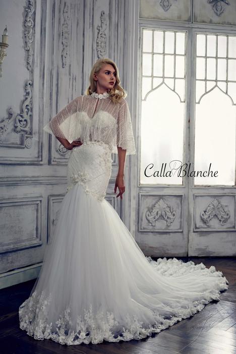 17122 (2) Wedding                                          dress by Calla Blanche