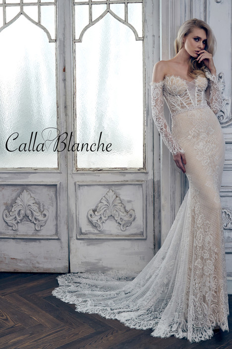 17123 Wedding                                          dress by Calla Blanche