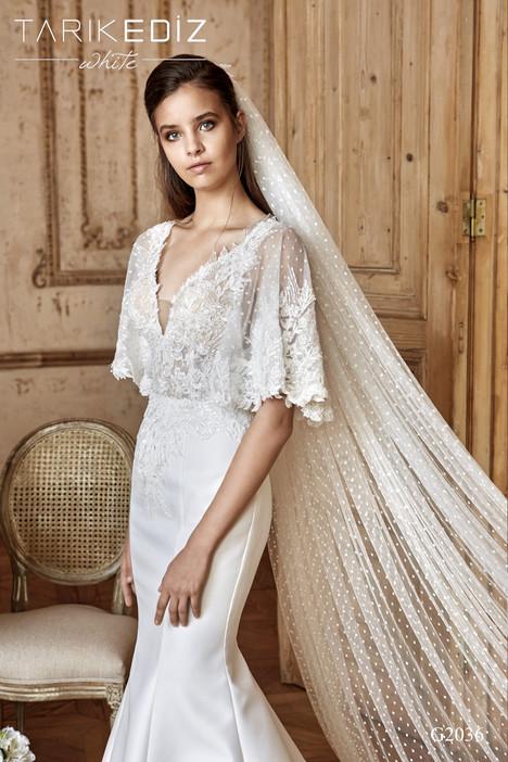 Genova (G2036) Wedding                                          dress by Tarik Ediz : White