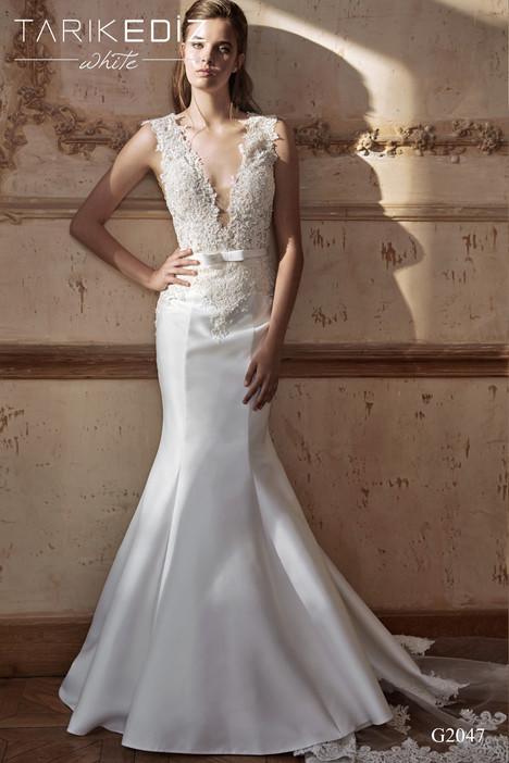 Bristol (G2047) Wedding                                          dress by Tarik Ediz : White