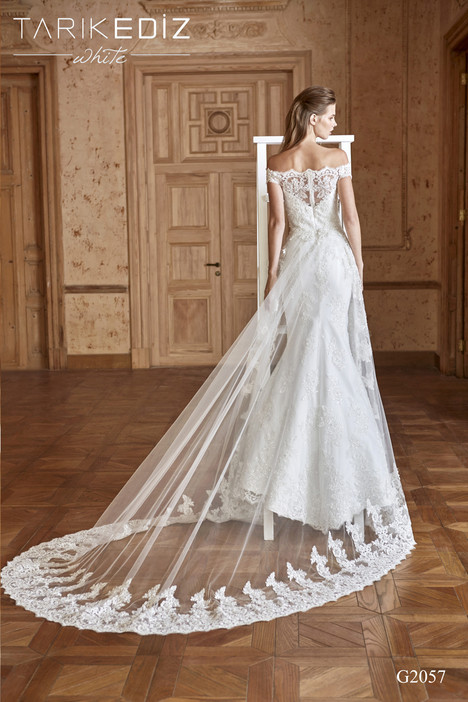 Perugia (G2057) Wedding dress by Tarik Ediz: White