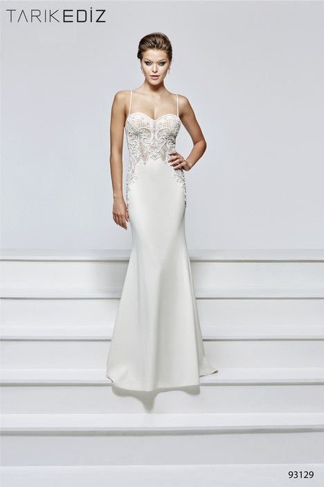 93129 Prom dress by Tarik Ediz: Evening Dress