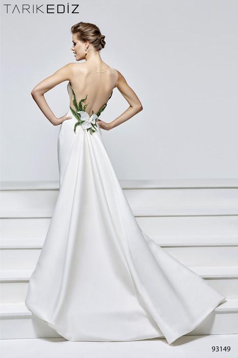 93149 (back) Prom dress by Tarik Ediz: Evening Dress