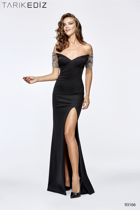 93166 Prom dress by Tarik Ediz: Evening Dress