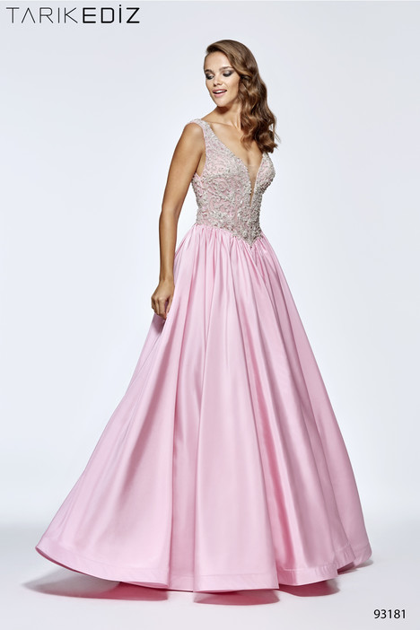 93181 gown from the 2017 Tarik Ediz: Evening Dress collection, as seen on dressfinder.ca