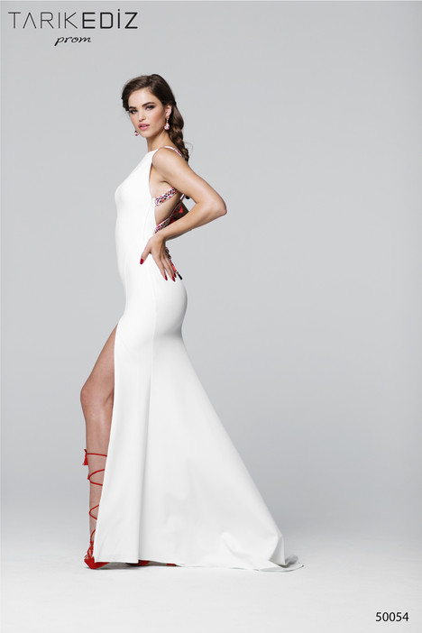 50054 Prom dress by Tarik Ediz: Prom
