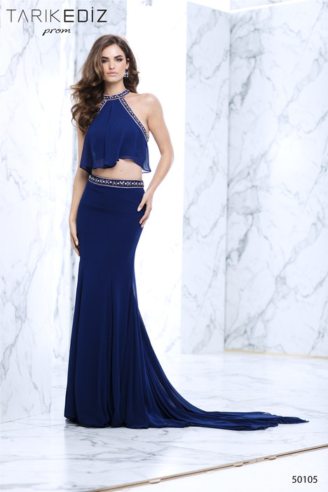 50105 Prom dress by Tarik Ediz: Prom