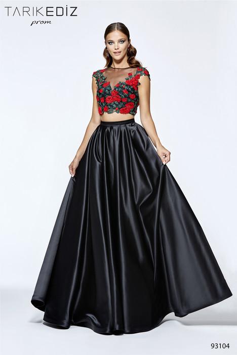 93104 Prom                                             dress by Tarik Ediz: Prom