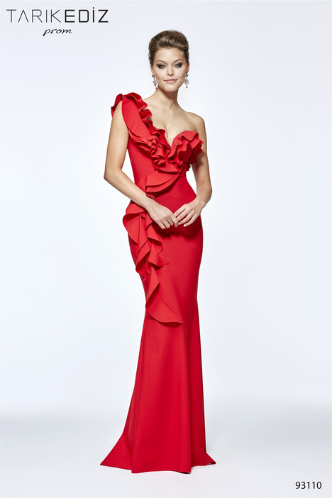 93110 gown from the 2017 Tarik Ediz: Prom collection, as seen on dressfinder.ca