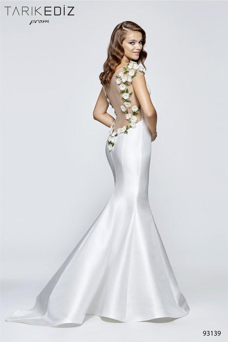 93139 (back) Prom                                             dress by Tarik Ediz: Prom