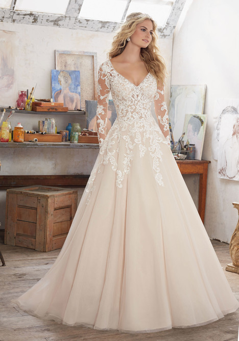 8110 Wedding                                          dress by Mori Lee: Bridal