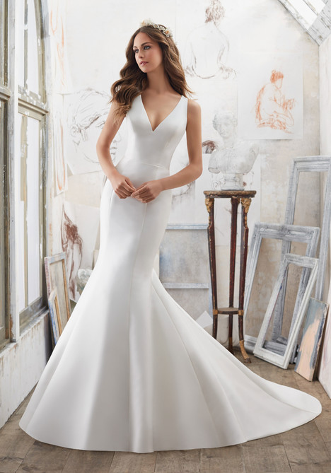 Style 5506 gown from the 2017 Morilee Blu collection, as seen on dressfinder.ca