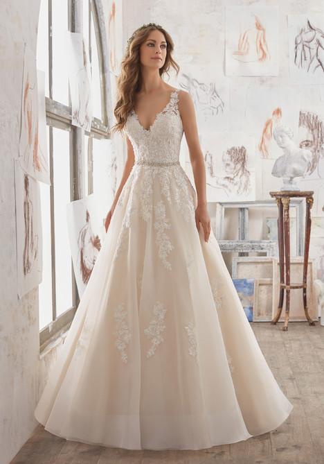 5510 Wedding                                          dress by Morilee Blu