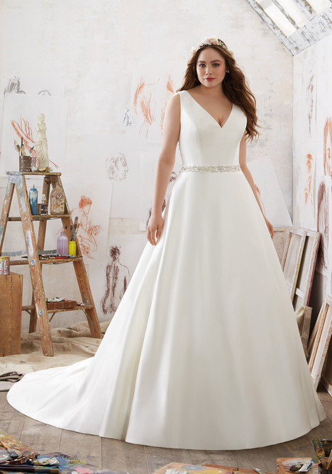 3211 Wedding                                          dress by Mori Lee: Julietta