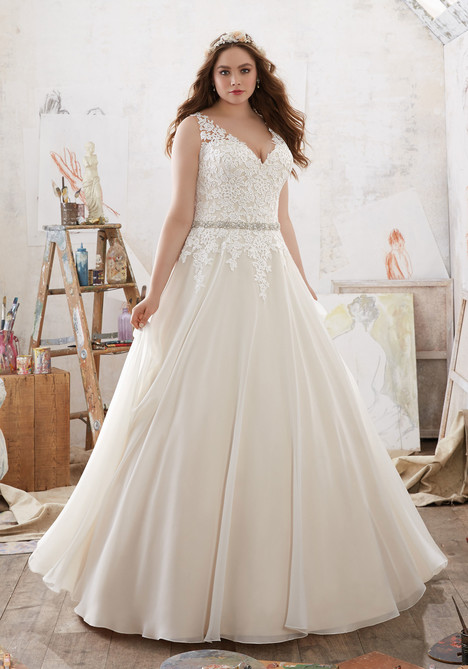 3214 Wedding                                          dress by Mori Lee: Julietta