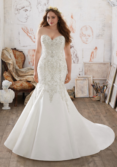 3218 Wedding                                          dress by Mori Lee: Julietta