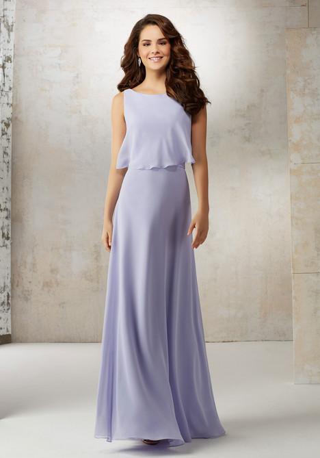 21502 (violet) Bridesmaids                                      dress by Mori Lee : Bridesmaids