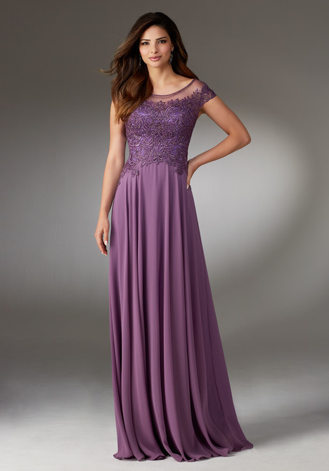 71508 (lavender) Mother of the Bride                              dress by Mori Lee : MGNY