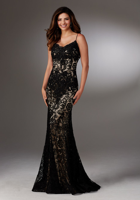 71528 (2) (black) gown from the 2015 MGNY Madeline Gardner collection, as seen on dressfinder.ca