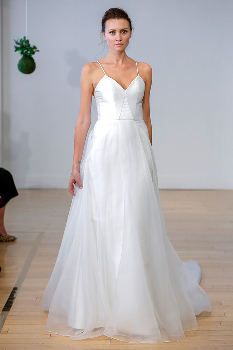 Lilium Wedding                                          dress by Carol Hannah