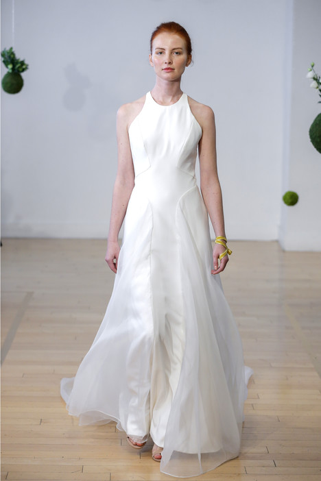 Rhapsis Wedding                                          dress by Carol Hannah