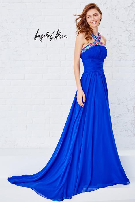 771044 (royal blue) Prom                                             dress by Angela & Alison Prom