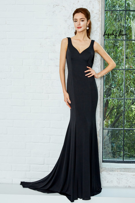 771047 (black) Prom                                             dress by Angela & Alison Prom