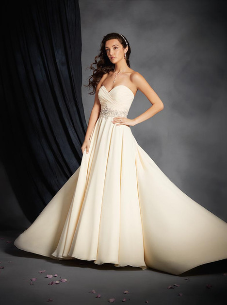 2536 Wedding dress by Alfred Angelo