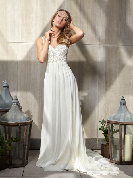 Bijoux Wedding                                          dress by Victor Harper : Float
