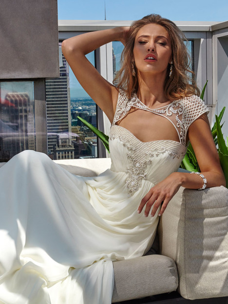 Hazel Wedding                                          dress by Victor Harper : Float