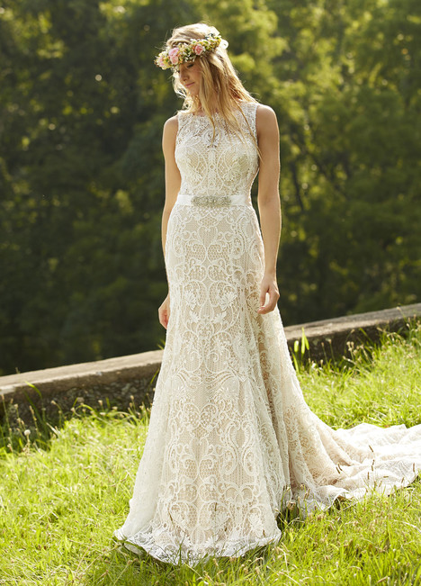 10452 Wedding                                          dress by Ashley & Justin Bride