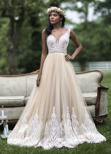 10461 Wedding                                          dress by Ashley & Justin Bride
