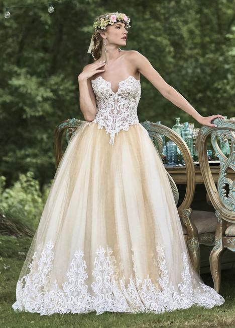 10462 Wedding                                          dress by Ashley & Justin Bride