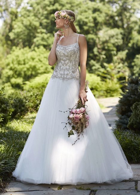 10465 Wedding                                          dress by Ashley & Justin Bride