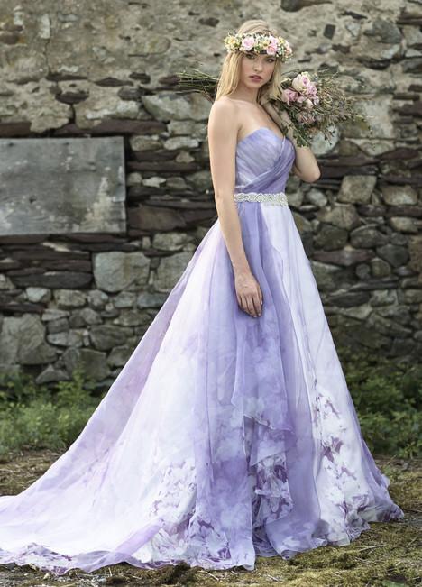 10466 Wedding                                          dress by Ashley & Justin Bride