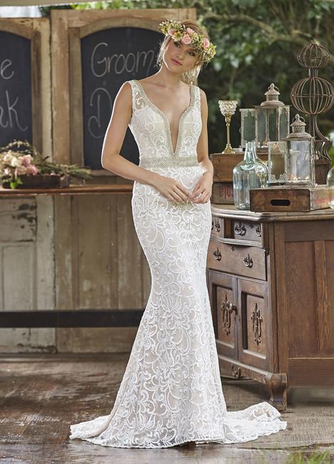 10471 Wedding                                          dress by Ashley & Justin Bride