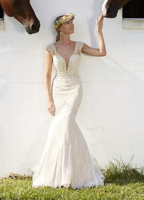 10473 Wedding                                          dress by Ashley & Justin Bride