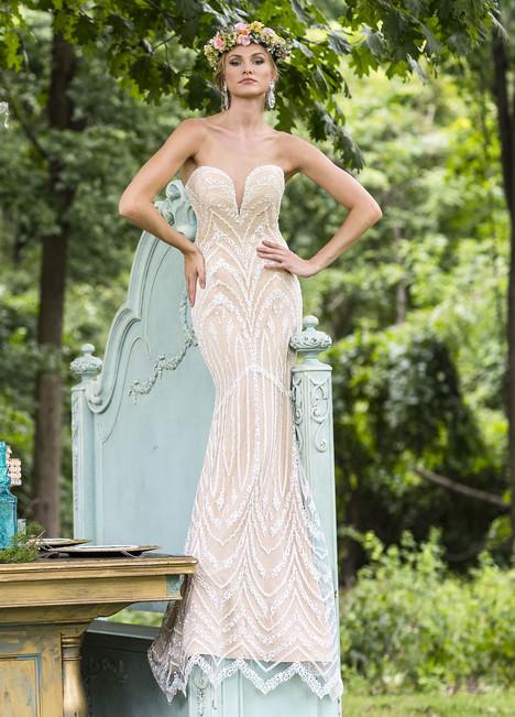 10479 Wedding                                          dress by Ashley & Justin Bride