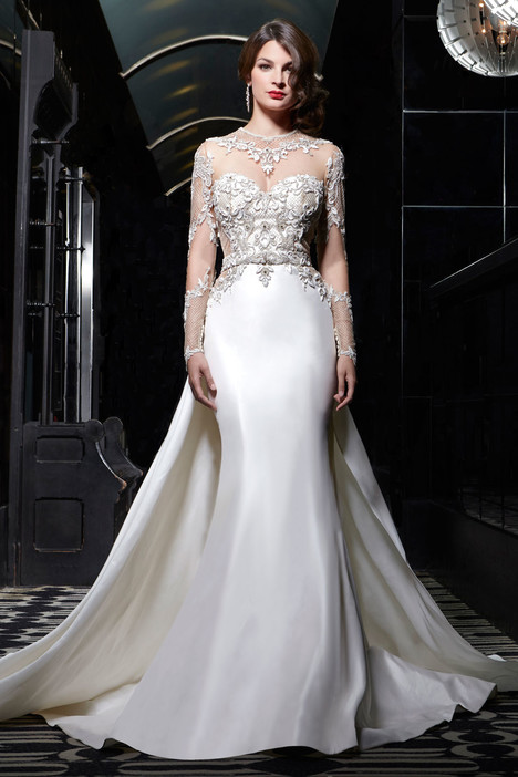 90319 Wedding                                          dress by Simone Carvalli