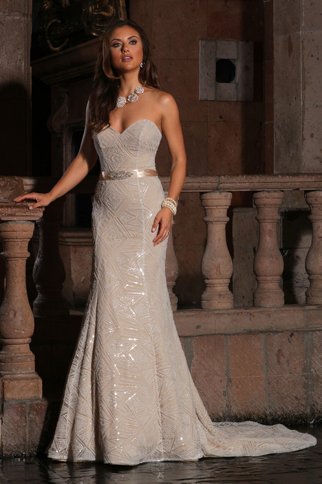 Merle (13068) Wedding                                          dress by Cristiano Lucci
