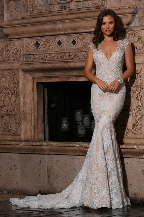 Carmen (13080) Wedding                                          dress by Cristiano Lucci