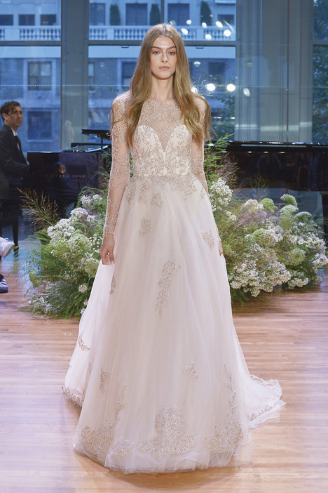 Rhapsody Wedding                                          dress by Monique Lhuillier