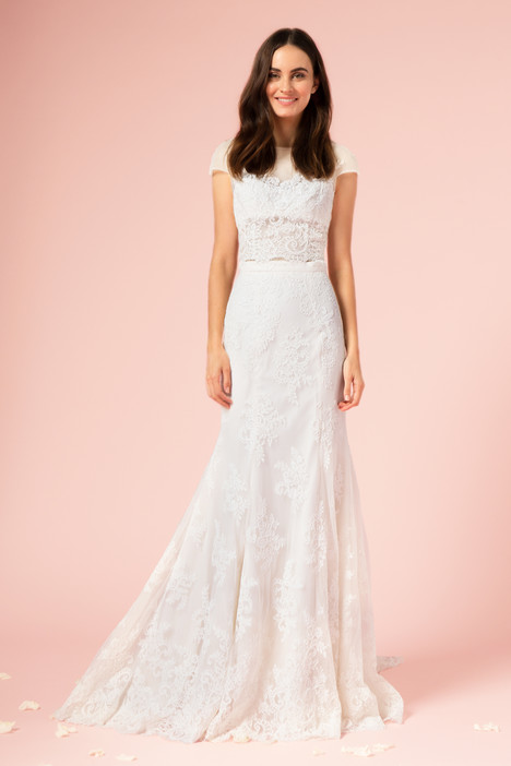 BL17104 (skirt) Wedding                                          dress by Monique Lhuillier : Bliss