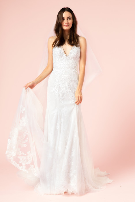 BL17216 Wedding                                          dress by Monique Lhuillier : Bliss