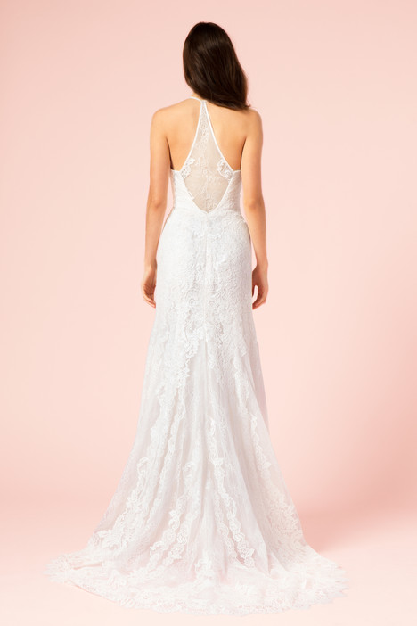 BL17220 (back) Wedding                                          dress by Monique Lhuillier : Bliss