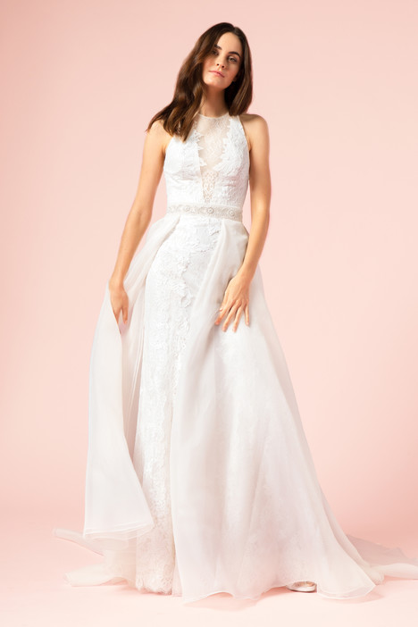 BL17220 (+over skirt) Wedding                                          dress by Monique Lhuillier : Bliss